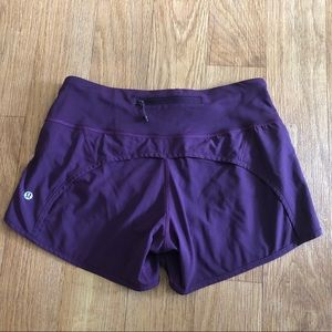 Lululemon Run Times Shorts